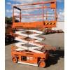 TM12电动自走桅柱式高空作业平台