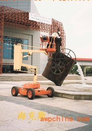 上海JLG E450AJ高空作业平台 升降机维护维修