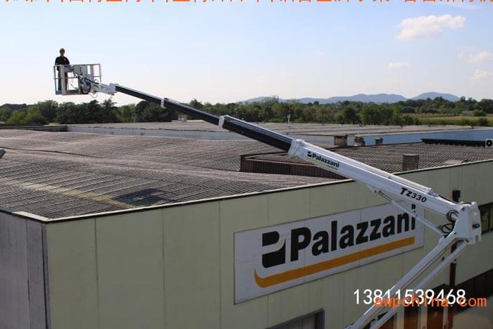 Palazzani  TZ330蜘蛛车_高空作业平台销售租赁