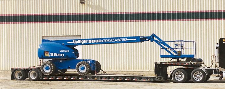 UpRight高空作业平台