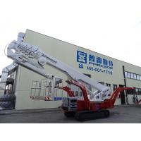 北京30米蜘蛛车租赁-天津36米蜘蛛式升降机出租