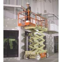 JLG剪叉式高空作业平台维护保养、咨询