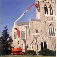 嘉兴JLG E450AJ高空作业平台 升降机维护维修