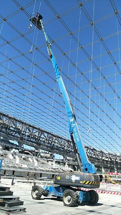 郑州升降机出租 进口JLG 6-44米规格都有