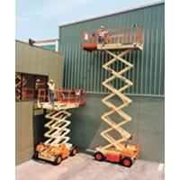 毕节城市建设租赁6-14米电动升降机 好用安全