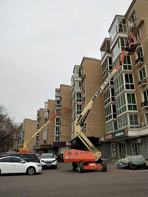 昆明高空作业请选择志成租赁 有6-44米各型升降机高空车