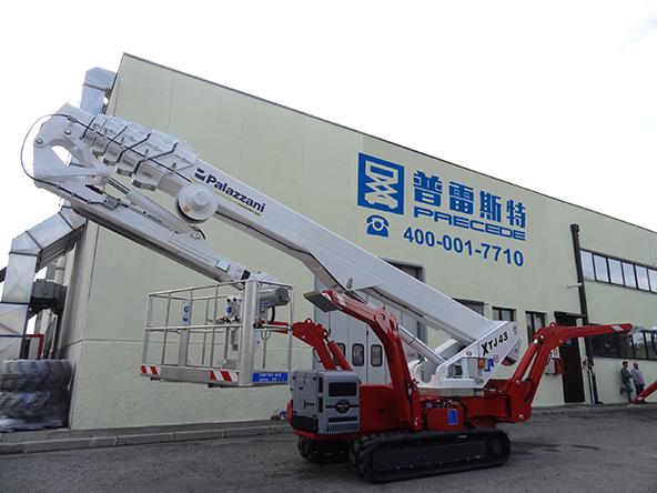 40m蜘蛛车租赁