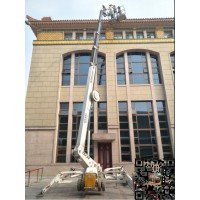 武汉35米蜘蛛车租赁,长沙蜘蛛机出租-蜘蛛升降车