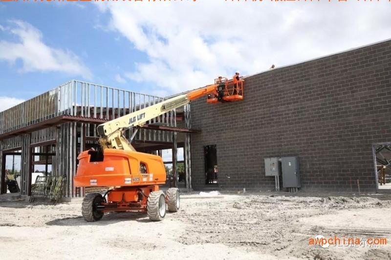 直臂式高空车 升降车 高空登高平台 高空作业平台