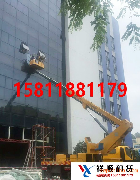 升降车出租、高空升降机租赁、广州海珠升降车出租公司