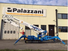 Palazzani(帕拉沙尼)XTJ37+37米加强版型蜘蛛车