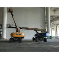 青岛升降机租赁电话,崂山高空平台作业车出租价格