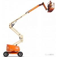 发动机型曲臂自行走式高空作业平台 曲臂升降机 曲臂高空维修车