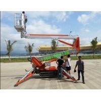 供应22米蜘蛛车意大利进口palazzaniTZX225