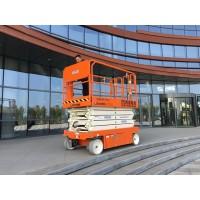 租售S4726E电动剪叉式高空作业平台车