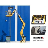 法国进口15mi电动曲臂高空作业平台 HA15IP