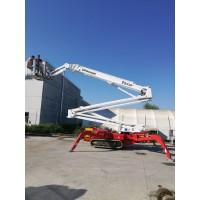 丹麦进口FALCON LIFT猎鹰蜘蛛式升降平台车FS320