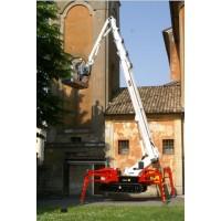 意大利Easylift蜘蛛车(30米履带型曲臂升降机)