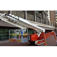 Easylift R300蜘蛛车_履带式高空作业平台