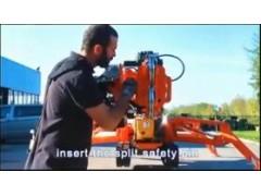 32米蜘蛛车如何变身蜘蛛吊车