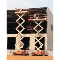 合肥高空作业平台维修服务 维保合同