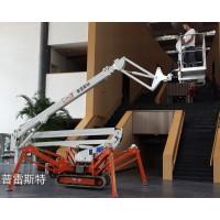 销售租赁Easylift R210蜘蛛车,高空作业平台