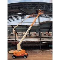 北京28米曲臂式高空作业平台租赁