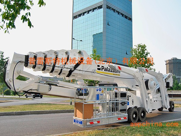 52米蜘蛛车