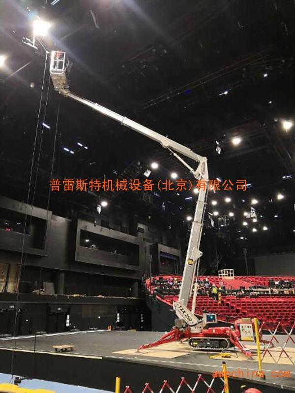 北京25米蜘蛛车租赁