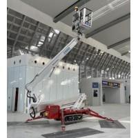 深圳25米蜘蛛车租赁、35米、37米、43米蜘蛛式升降机出租